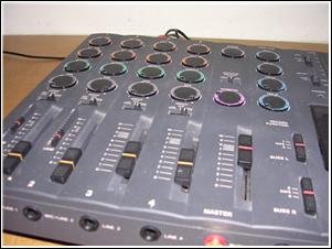 GTT Vic console