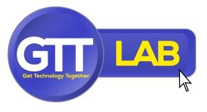 The GTT Lab logo